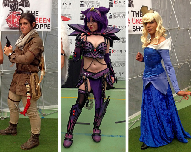 Picture Gallery: Your ICON By the Sea 2017 Cosplay Showcase 4