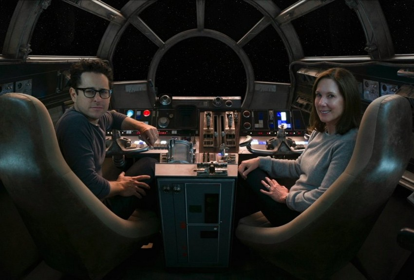 Breaking: JJ Abrams to write and direct Star Wars: Episode IX 4