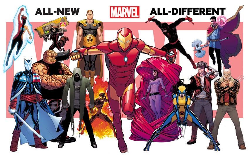 Marvel Comics 2017 (1)