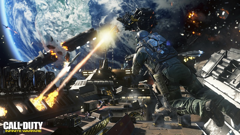 Activision wants a Call of Duty movie franchise to rival the Marvel Cinematic Universe 7