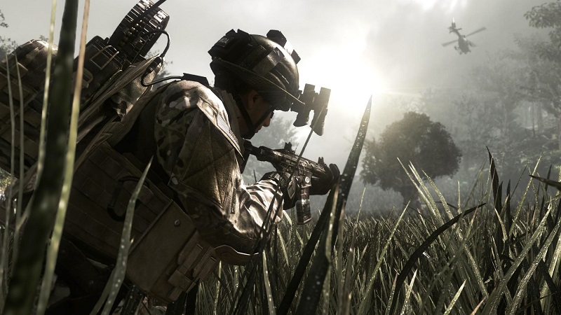 Activision wants a Call of Duty movie franchise to rival the Marvel Cinematic Universe 8