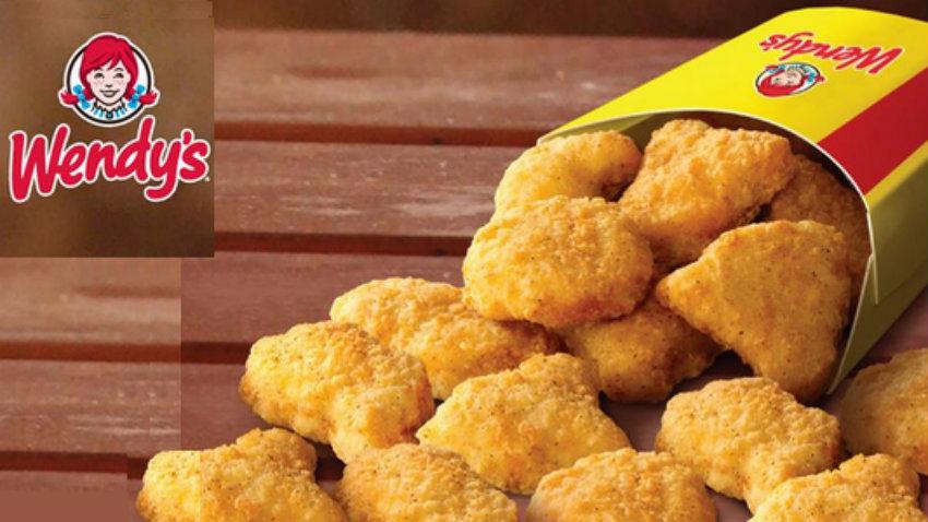 Wendy s chicken nuggets