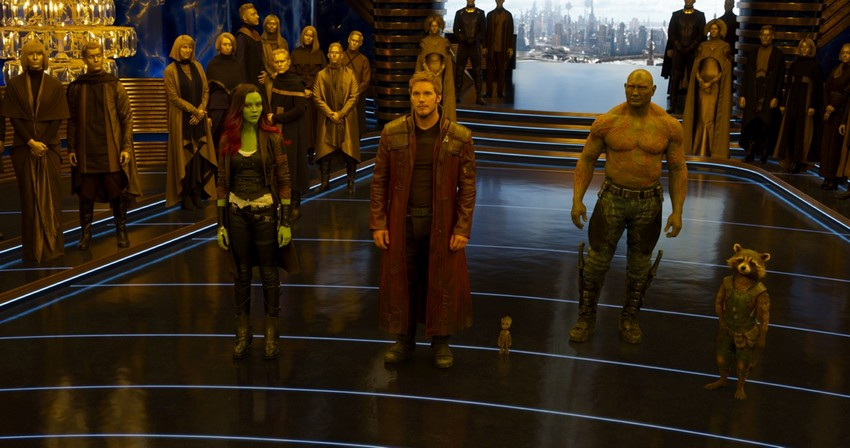Guardians of the Galaxy Vol. 2 staff review - Another awesome mix of cosmic craziness 5