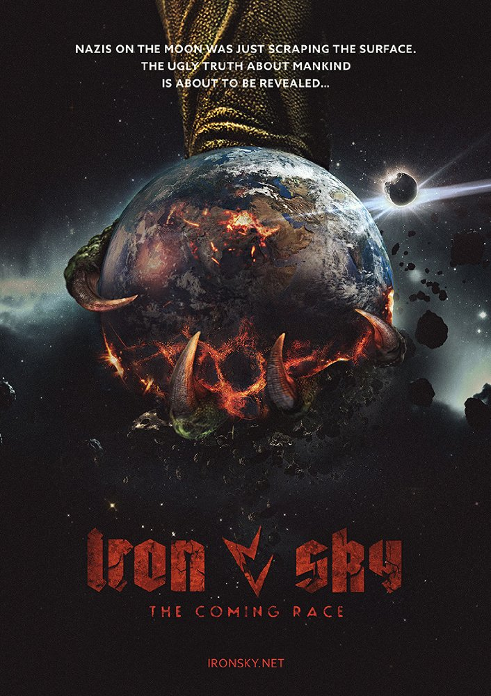 Truth is stranger than fiction in this teaser trailer for Iron Sky: The Coming Race 2