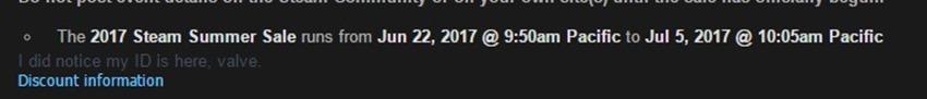 Steam sale 2017