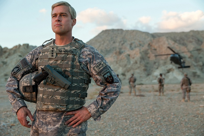 War Machine review – A strong political story that's unsure of its intent 6