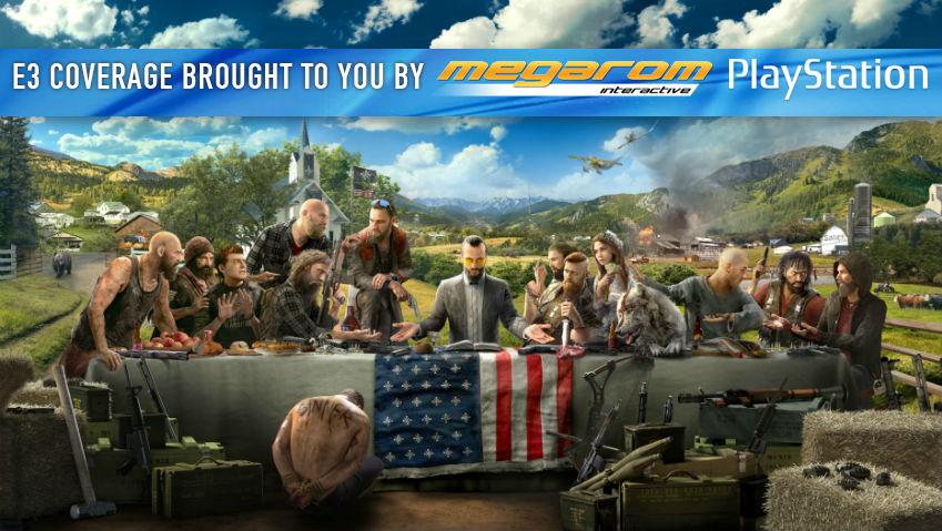 E3 2017 Far Cry