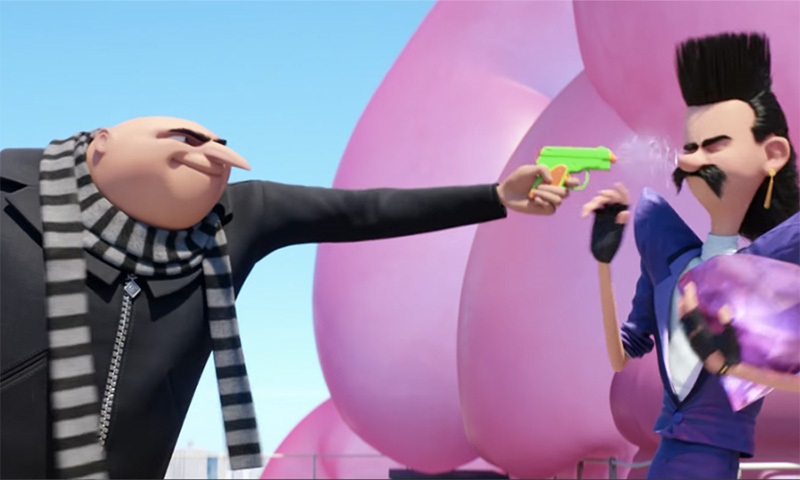 Despicable Me 3 review - Too stale to even be despicable 7