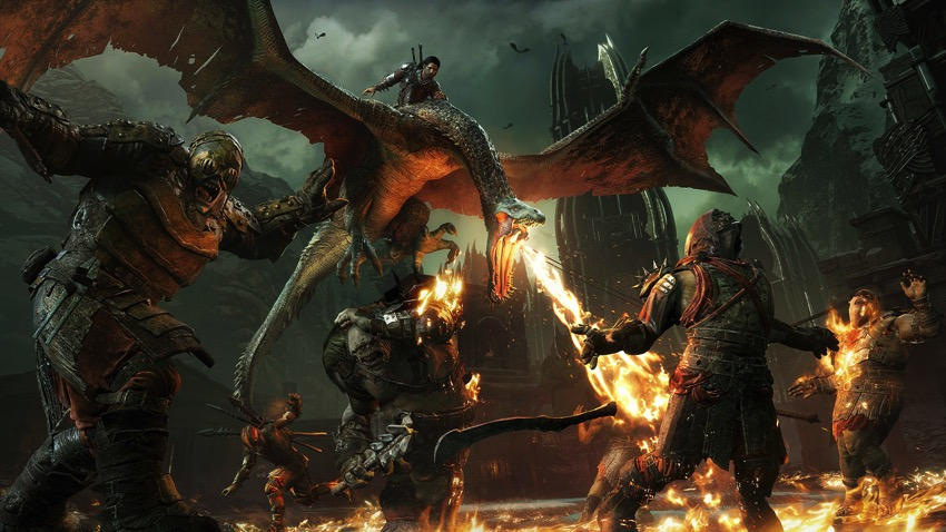Gamescom 2017 - Shadow of War promises epic battles and a dynamic open-world 7