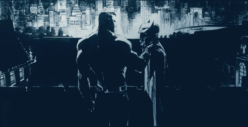 Batman white Knight (6)