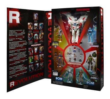 Hasbro revolution set (2)