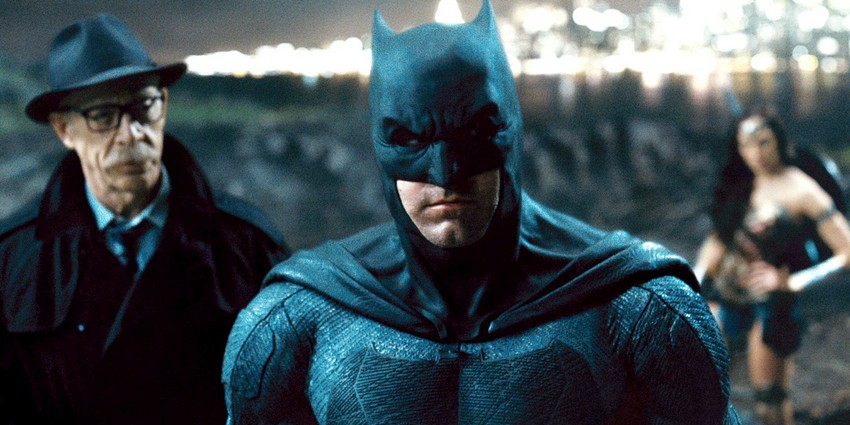 "Matt Reeves' The Batman ""not part of the extended universe"" 6"