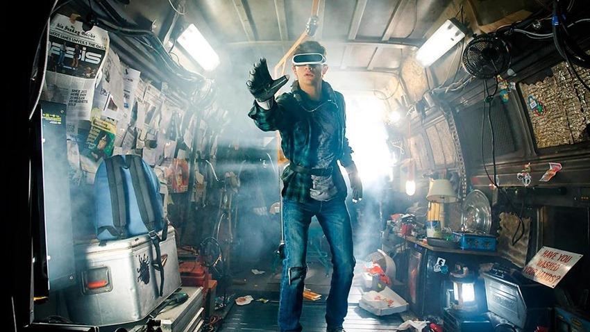 And the winners in our Ready Player One competion are... 3