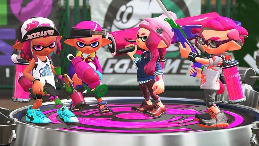Splatoon 2 Review 2