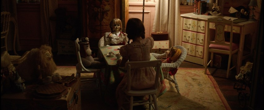 Join us for a free screening of Annabelle: Creation! 2