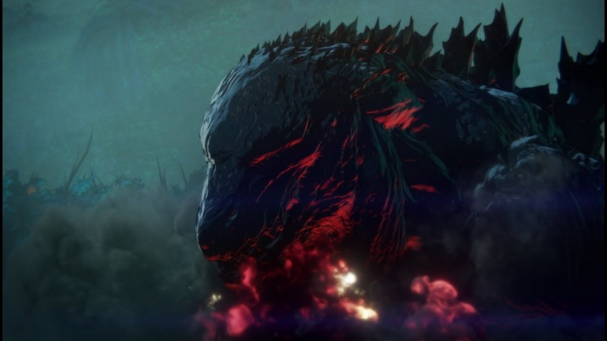 First full trailer for Godzilla anime movie reveals the new Big G 3