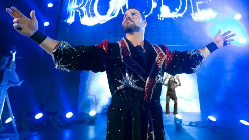 The WWE 2K18 week two roster reveal is quite Roode 2
