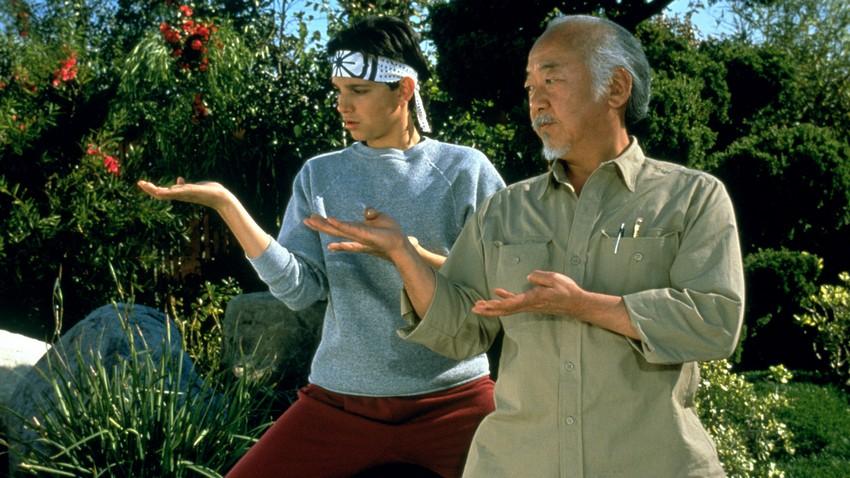 Ralph Macchio and William Zabka to star in online Karate Kid sequel series 3