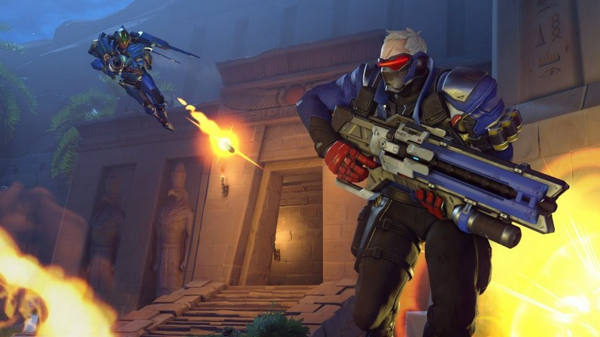 Overwatch's new deathmatch mode is incredibly fun, but still needs refinement 6