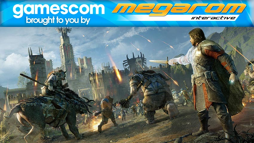 Gamescom 2017 - Shadow of War promises epic battles and a dynamic open-world 5