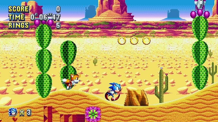 Sonic Mania Review Round-Up 5