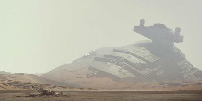 Rumour: Stars Wars IX could see a return to Jakku 2