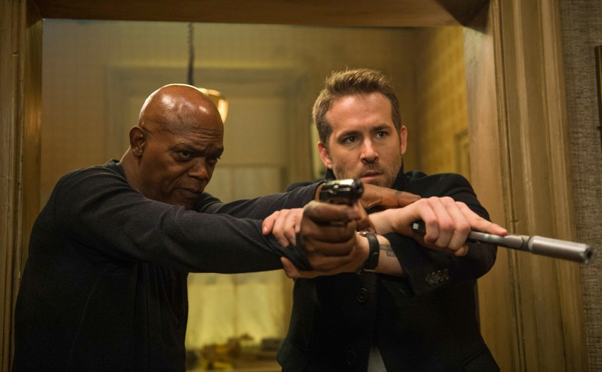 Weekend Box Office Report - Hitman's Bodyguard surprises, Logan (un)Lucky on worst US weekend in years 4