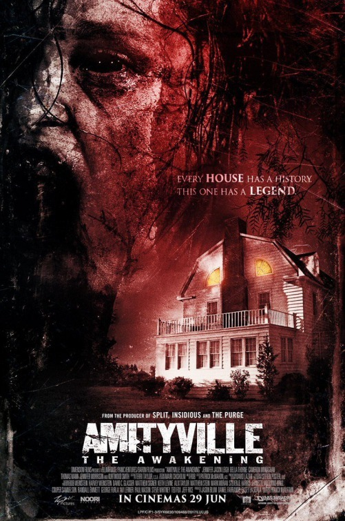 The oft-delayed Amityville: The Awakening finally has a release date and will stream for free on Google Play 4