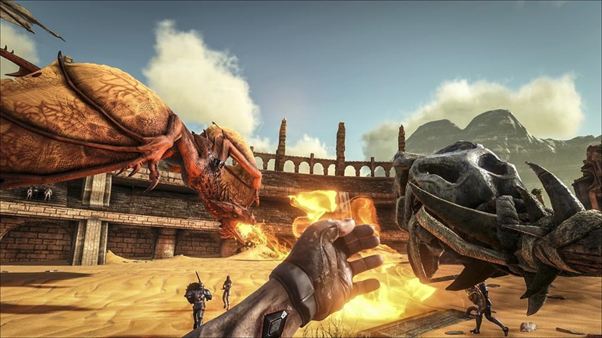 Ark Survival Evolved Review A Buggy Grind Where Life Finds A Way Black pearls (scorched earth) (self.ark). ark survival evolved review a buggy