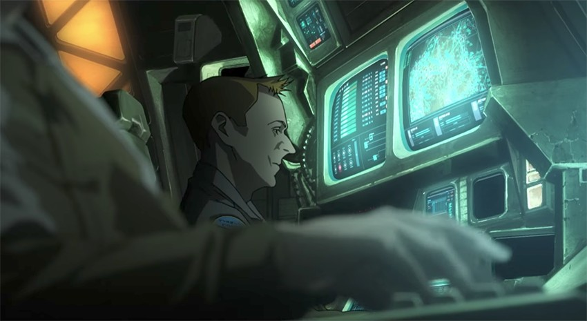 First look: Cowboy Bebop director to release a Blade Runner anime short film 4