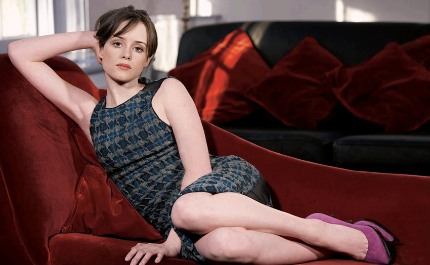 The Crown's Claire Foy is officially your new Girl With the Dragon Tattoo 4