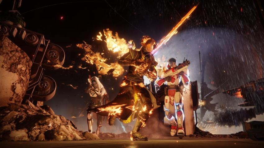 Destiny 2 Review - A second chance that improves massively on the original 21