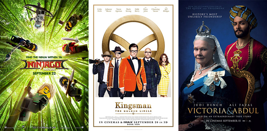Movies out Today: 29 September 2017 2