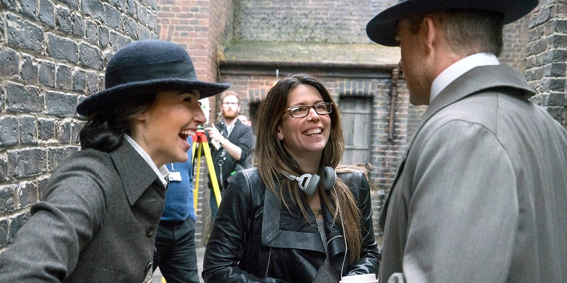 Patty Jenkins confirmed as Wonder Woman 2 director; now the highest paid female director in history 3