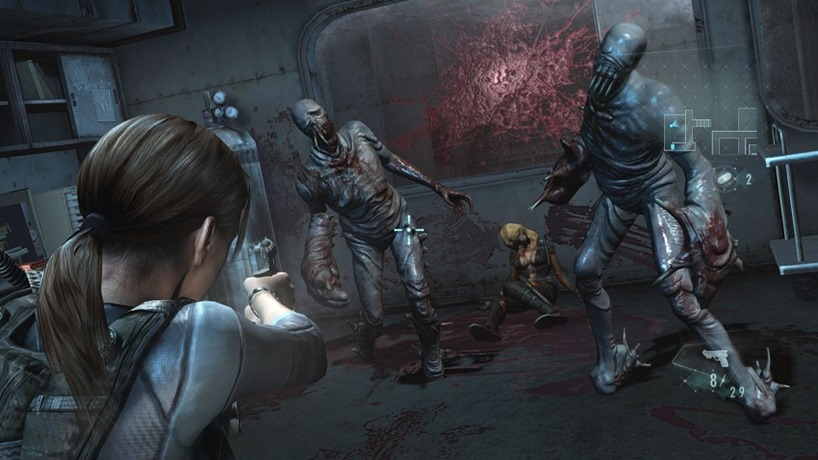 Resident Evil Revelations gets Switch release date 2