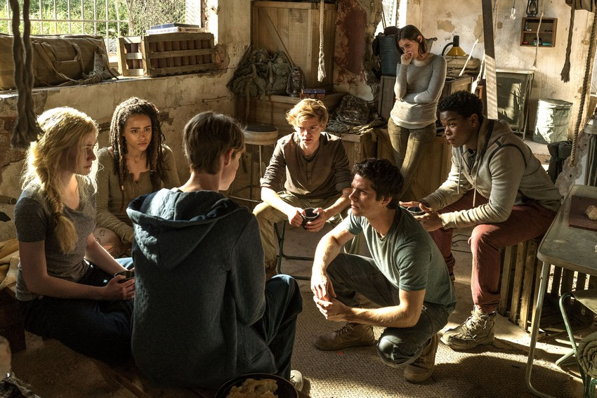 After many delays, the first trailer for Maze Runner: The Death Cure is finally here 4
