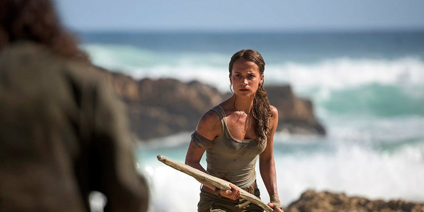 Early Tomb Raider reviews praise Alicia Vikander and some action, but not much else 7