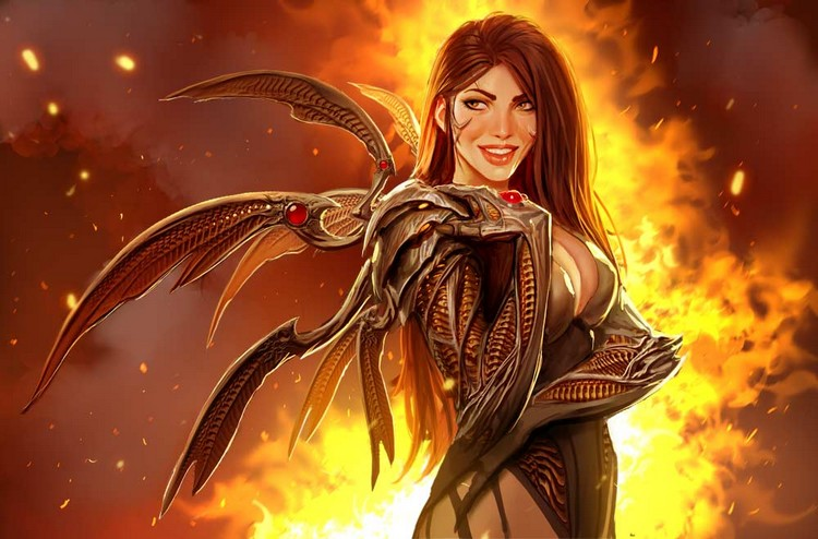 Witchblade is returning with an all-women creative team 3