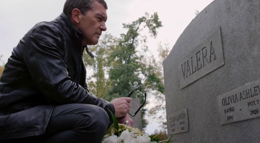 Antonio Banderas is out for silent revenge in first trailer for Acts of Vengeance 3