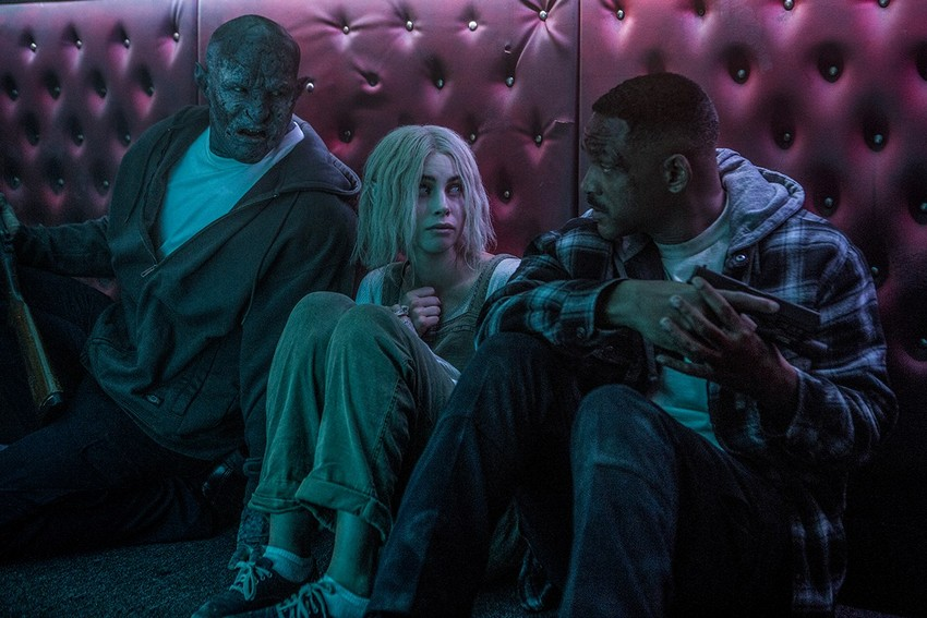 Early buzz for Netflix's Bright indicates the movie is not so... bright 5