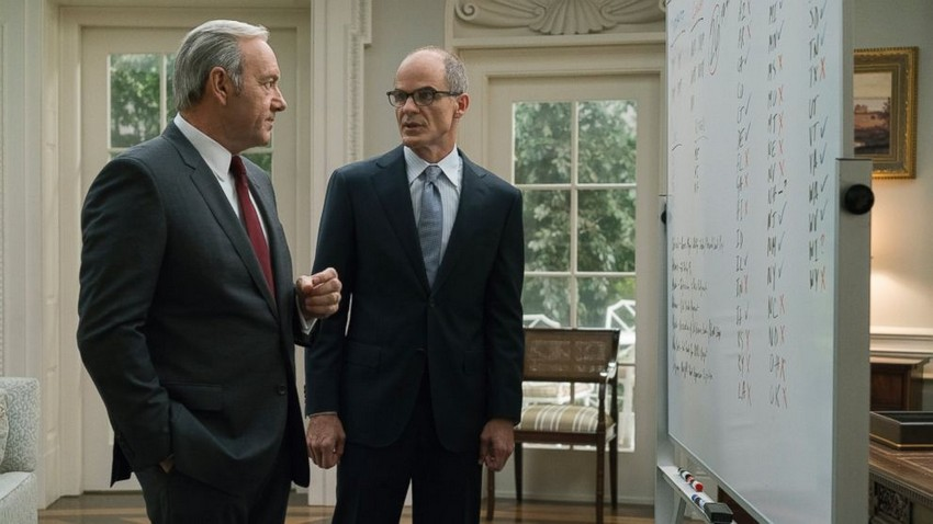 UPDATE: Netflix cancels House of Cards after Kevin Spacey accused of sexual assault by Star Trek actor 6