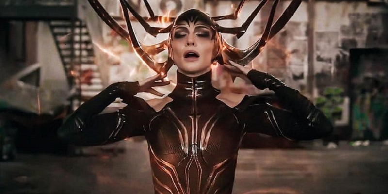 Meet Cate Blanchett's Hela in this new promo clip for Thor: Ragnarok 2