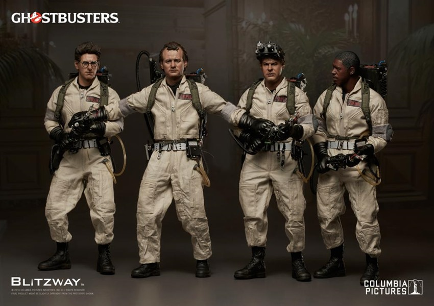 Blitzway-Sixth-Scale-Ghostbusters