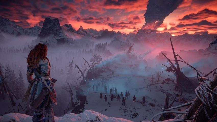 Horizon Zero Dawn The Frozen Wilds Review 2