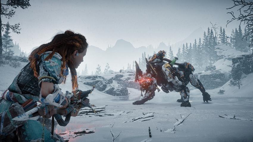 Horizon Zero Dawn The Frozen Wilds Review 3