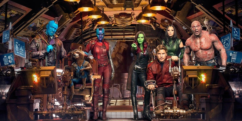 """Guardians of the Galaxy cast """"fully support James Gunn"""" in lengthy statement calling for director's reinstatement 3"""