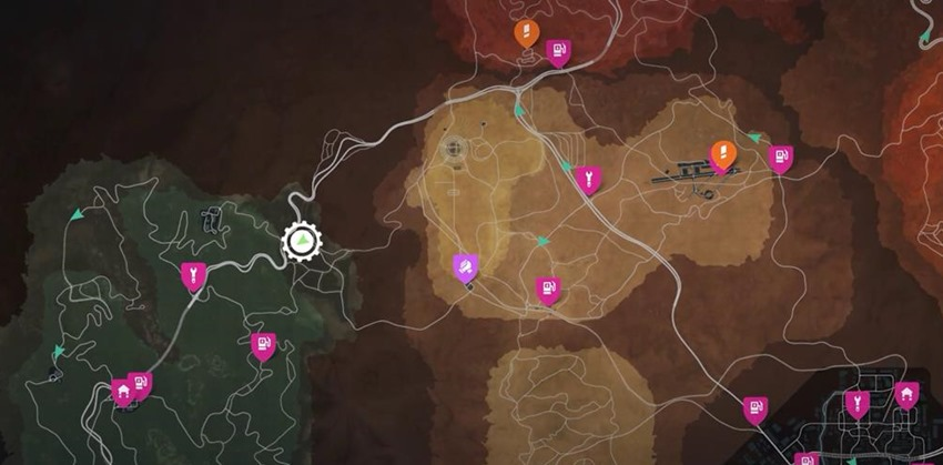 need for speed payback derelict chassis location