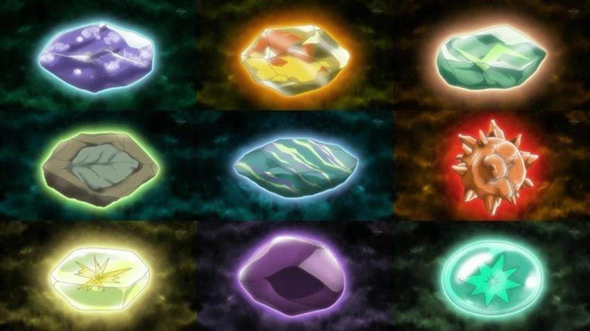 where to get a leaf stone in pokemon moon