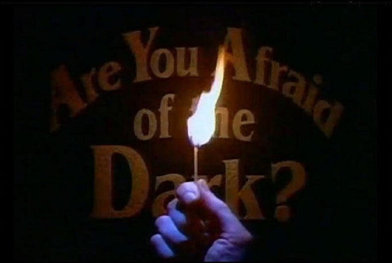 Are You Afraid of the Dark? Nickelodeon