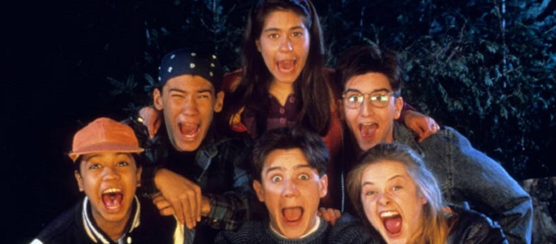 Are You Afraid of the Dark? to be adapted into a movie by Paramount 2